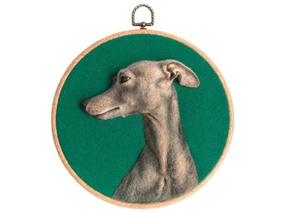 Obrazek Włoski Greyhound RUNO ART