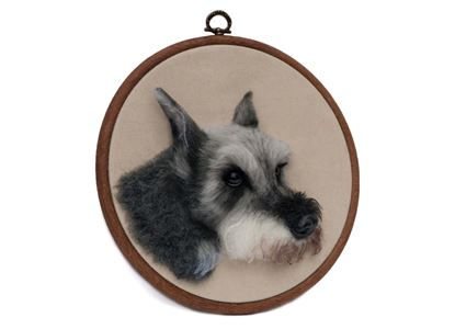 Picture of Schnauzer RUNO ART