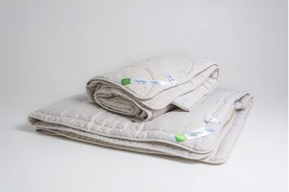 Изображение Одеяло конопляное демисезонное двойное